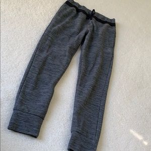 Reebok Girls Grey Joggers